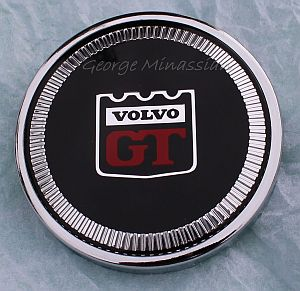 Volvo 123GT Horn Button